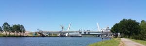 Nieuwe brug over AR kanaal (1)